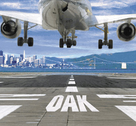 We Serve All Airports in the Bay Area